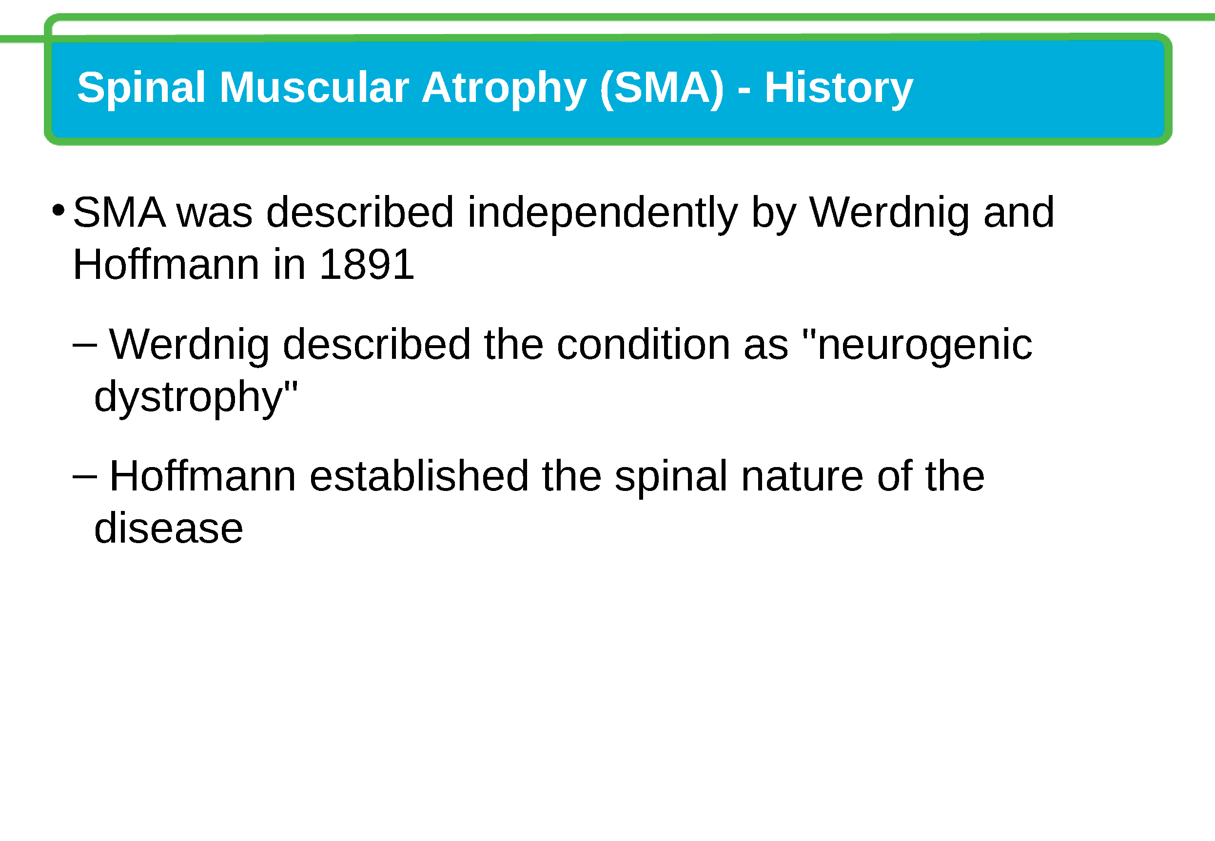 spinal muscular atrophy sma carrier and diagnostic testing clinical education center